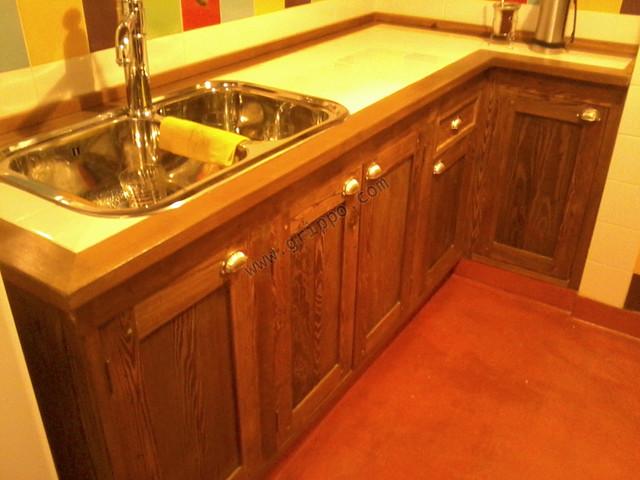 carpinteria muebles rusticos