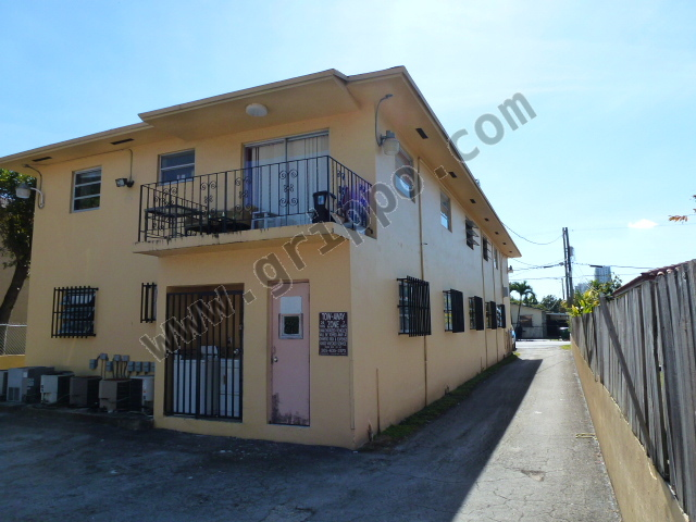 Six 6 units apartment building for sale in miami 649 000 for 24 unit apartment building for sale