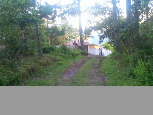 Terrenos en Santa Lucia,Honduras