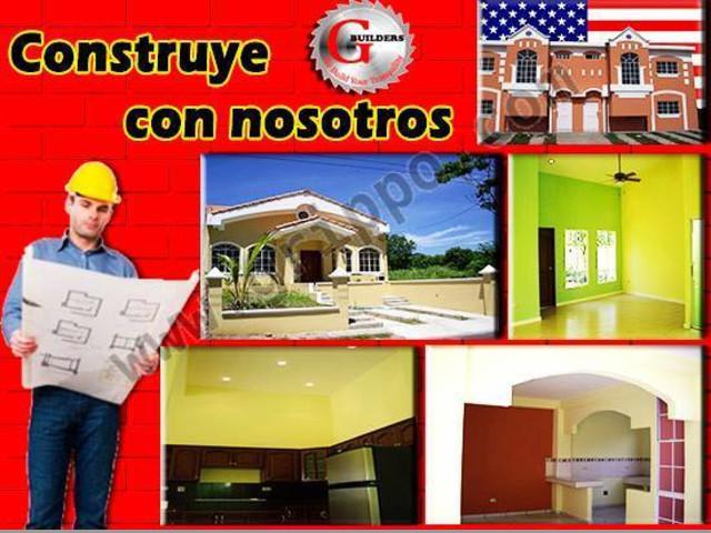 GBuilders Construcciones en El Salvador