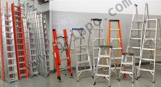 Escaleras de aluminio directo de fabrica for Escaleras articuladas de aluminio