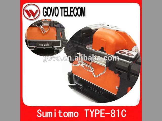 Sumitomo TYPE-81C Fusionadora-Empalmador de fibra optica-Telecomunicaces
