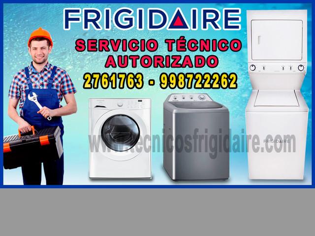 aqui !Frigidaire  2761763 Servicio Tecnico Centro de Lavado- Chorrillos