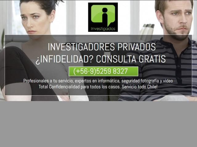 Investigador Privado, Infidelidades, Seguimientos