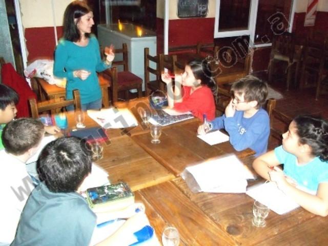 Taller Literario para niños de 7 a 12 años PURAPALABRA/ en Palermo