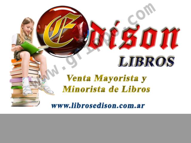 Distribuidor mayorista y minorista de libros Edison Libros