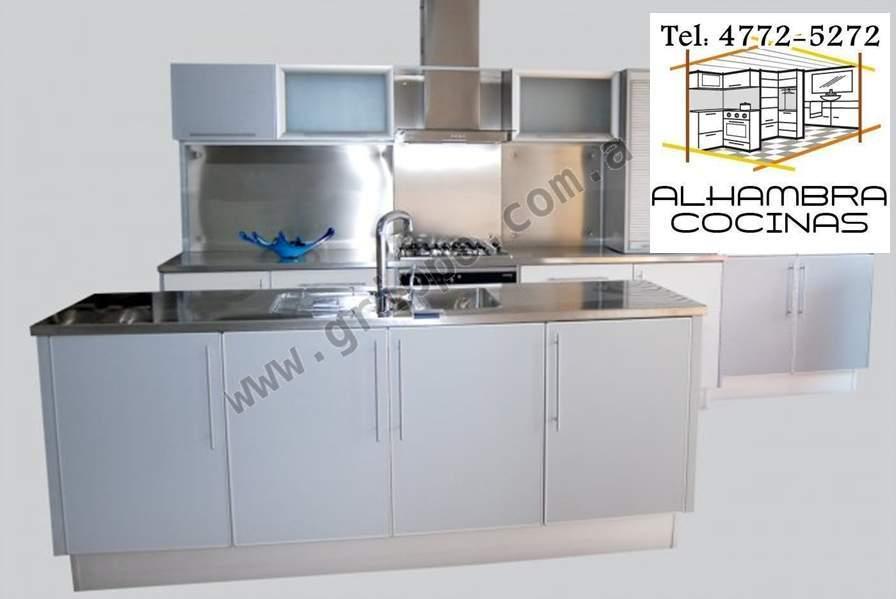 Fabricas De Cocinas En Madrid. Gallery Of Imagen Cocina Moderna With ...