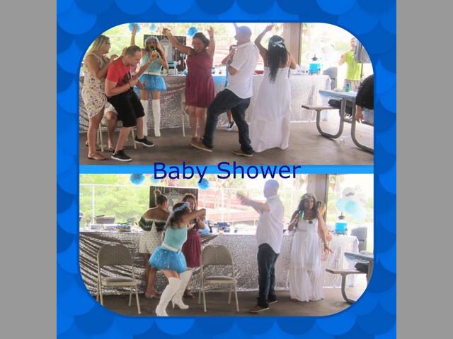 Animacion y entretenimiento de baby shower en miami