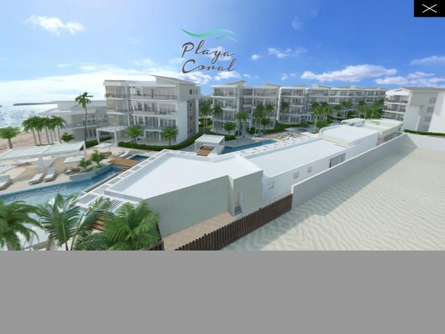 Apartamentos serca de la playa en puntan Cana Santo Domingo