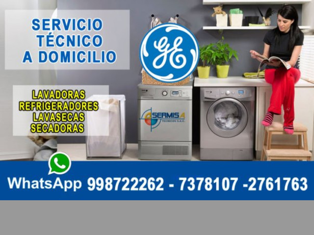 «CONSULTANTS!!»981091335« servicio tecnico»General Electric« Los olivos»