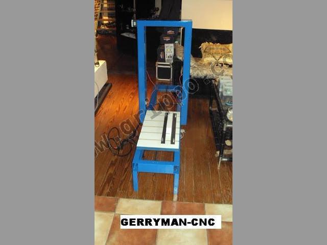 Pantografo automatico para cortar telgopor, polifoam, goma espuma. CNC