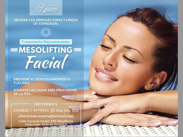 Revitaliza tu rostro - Clínica Renacer
