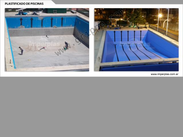 Revestimiento de piscinas en prfv imperplas for Revestimientos de piscinas
