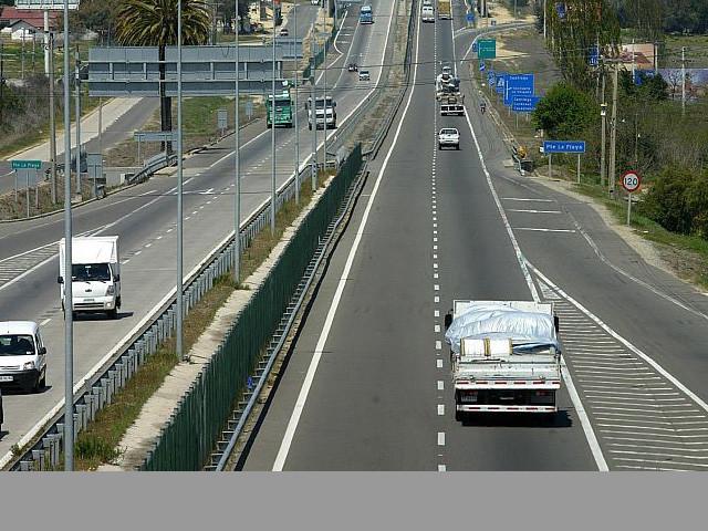 carga por carretera