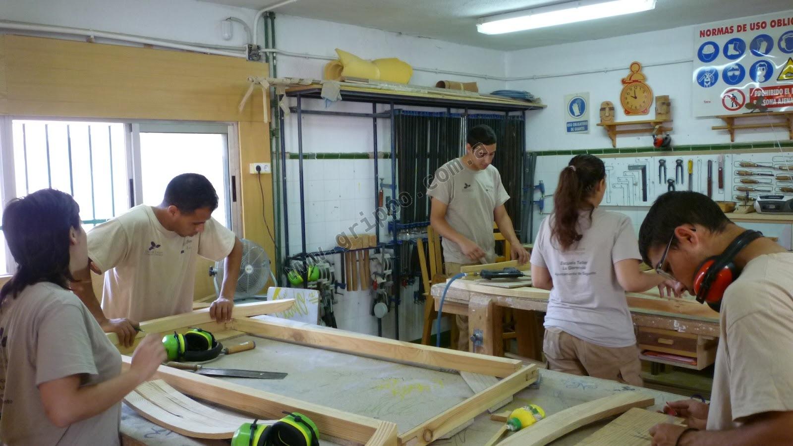 Curso de carpinteria y fabricacion de muebles on line gratis for Cursos de muebleria gratis