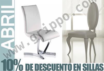 Casas cocinas mueble sillas comedor oferta for Ofertas de sillas de comedor
