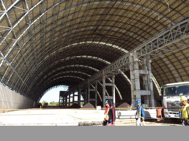fabricacion de cubiertas metalicas,coliseos cubiertos metalicos