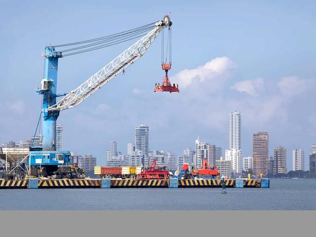 constructora de puertos,constructora de muelles