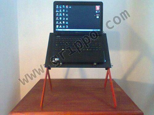 Mesa atril soporte para computadora portatil notebook - Mesa para portatil ikea ...
