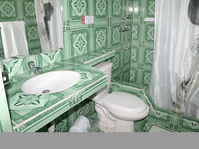 Hostal Isvety y Asnaldo renta una habitación en Trinidad, Cuba.