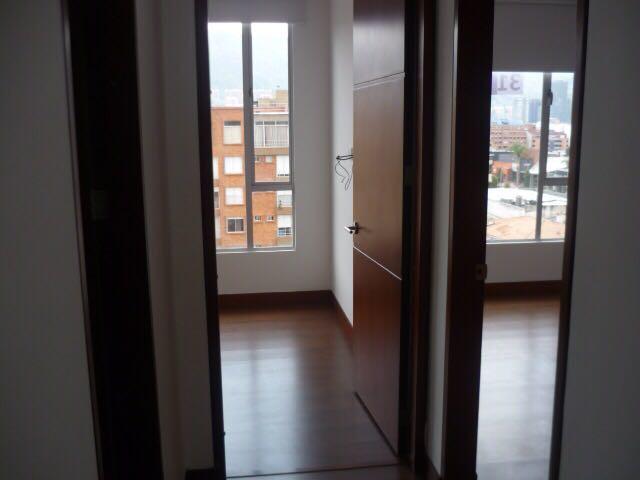 Hermoso apartamento muy bien ubicado y con vista espectacular en BOGOTÁ
