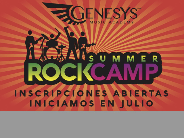 Curso De Verano para Niños y Jóvenes Especializado en Rock y DJ
