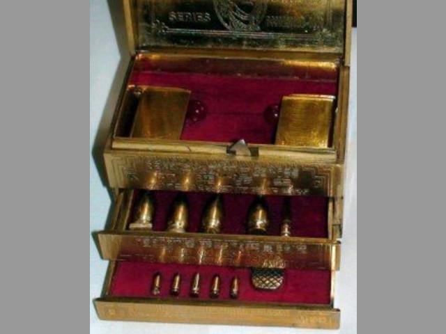 Compro oro en Guadalajara, tengo Golden Gun y Aguila Negra