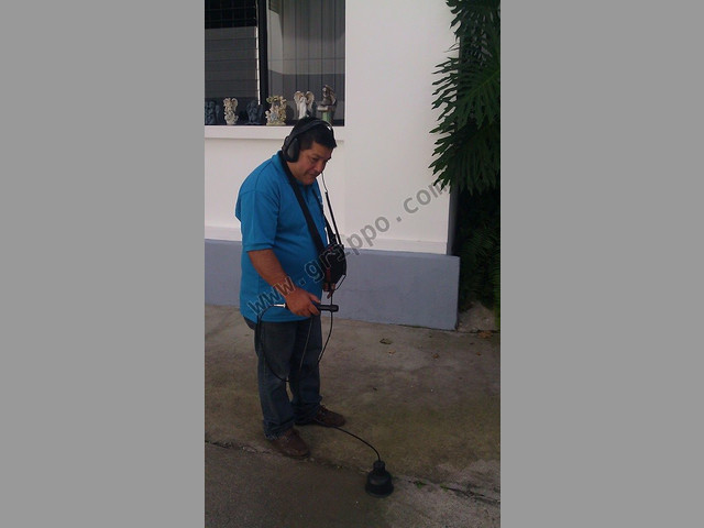 detección de fuga de agua y reparación   87623595