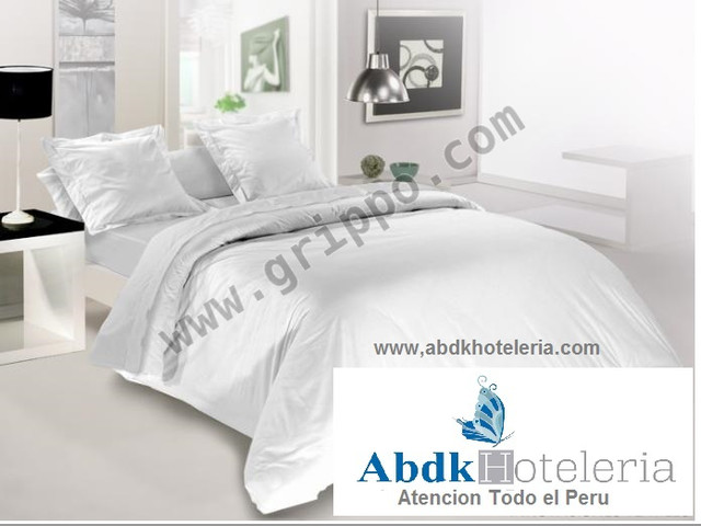 abdk hoteleria Peru, sabanas, Toallas, edredones, jabones Hoteleros