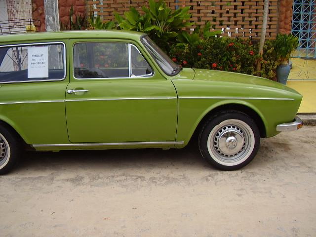 Vw - Volkswagen Variant 1 1974