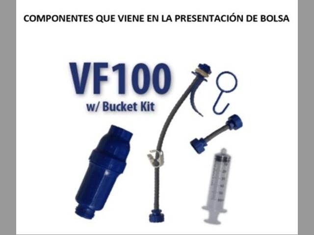 FILTROS VF100 PARA AGUA
