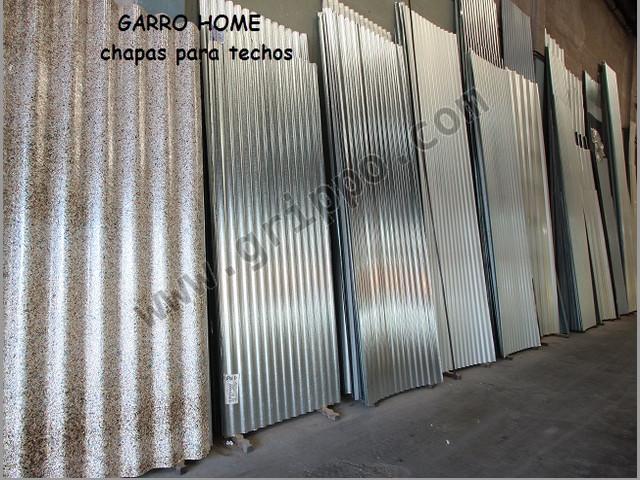 Chapas para techos precios - Techo de policarbonato precios ...