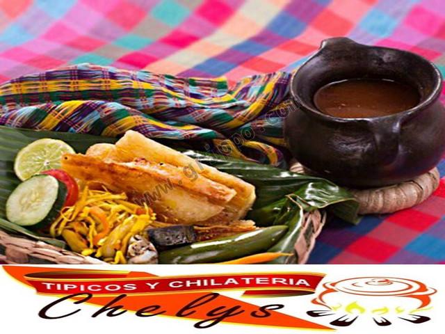 El Verdadero Sabor Salvadoreño en Comida Tipica