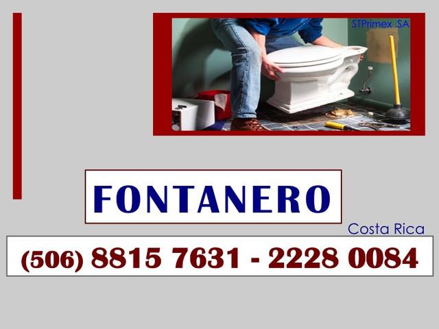 FONTANERO EN COSTA RICA 88157631