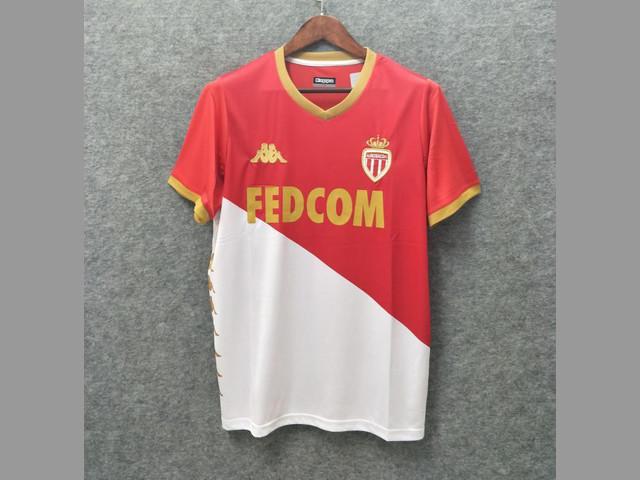 Camisetas AS Monaco 2019-2020