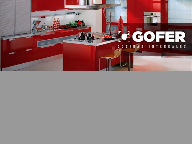 Cocinas integrales GOFER