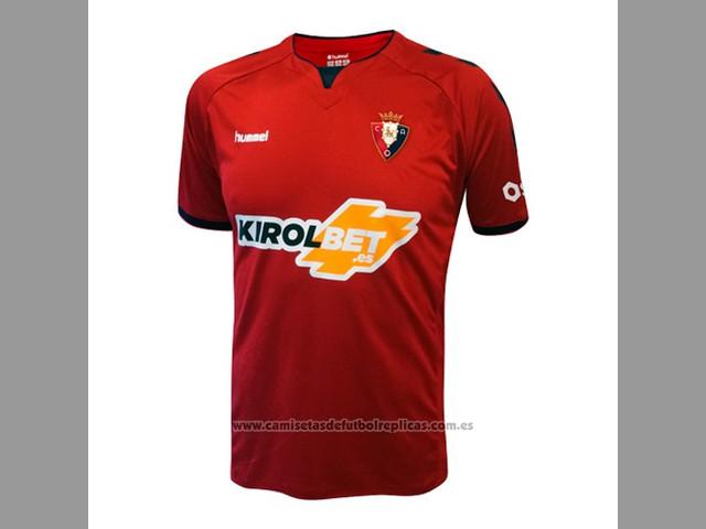 Camiseta de Futbol Osasuna Primera 18-19 Tailandia