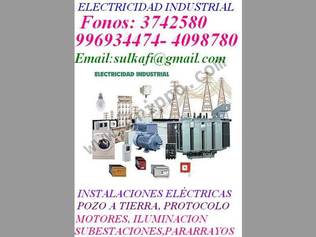 servicios eelctricos