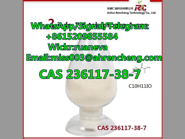 2-Iodo-1-P-Tolyl-Propan-1-One CAS No. 236117-38-7