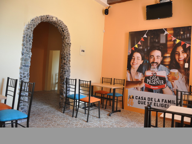 Tú Casa Pilsener Riobamba, excelente lugar para compartir una cerveza pi