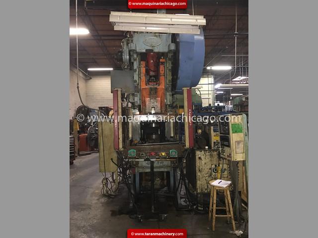 Troqueladora DANLY 100 ton en Venta!