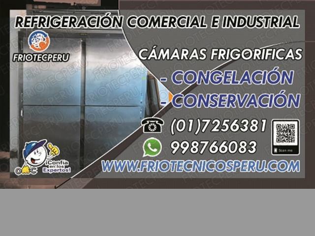IN! Santa Clara 7256381 Mantenimiento[camaras Frigorificas- Conservadora