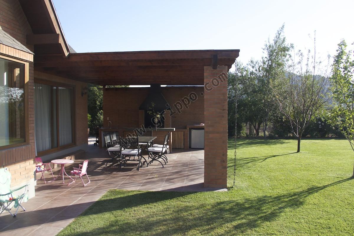 Quinchos de madera en chile - Terrazas de madera precios ...