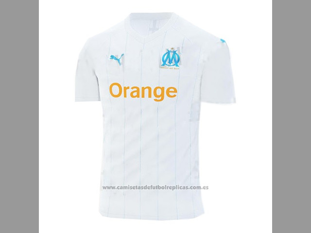 Replica camiseta de futbol Olympique Marsella