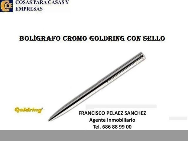 GOLDRING LAPICEROS CON SELLO ALEMANES
