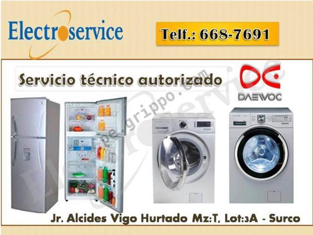 ♠ servicio técnico♠profesionales de lavadoras* Daewoo*lima