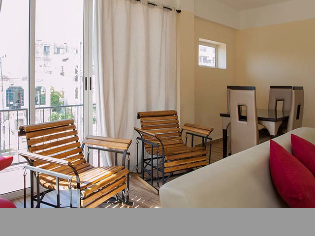 """Renta de apartamento privado """"Danubio"""" en zona céntrica del Vedado"""