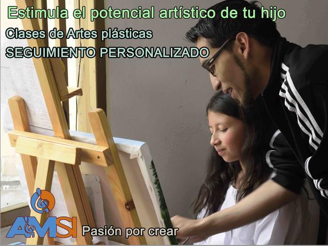 PINTURA INFANTIL – Clases de arte para niños en Bogotá