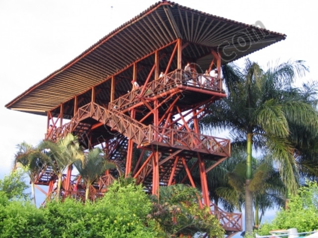VISITE PARQUE DEL CAFE PANACA QUINDIO TERMALES DE SANTARROSA DE CABAL