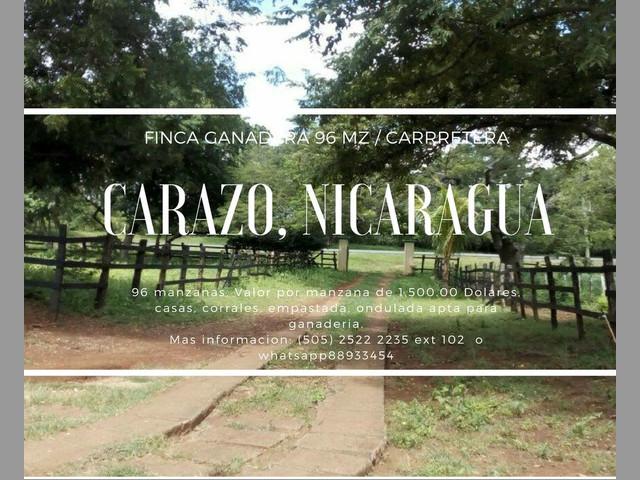 Venta de Propiedades en Nicaragua